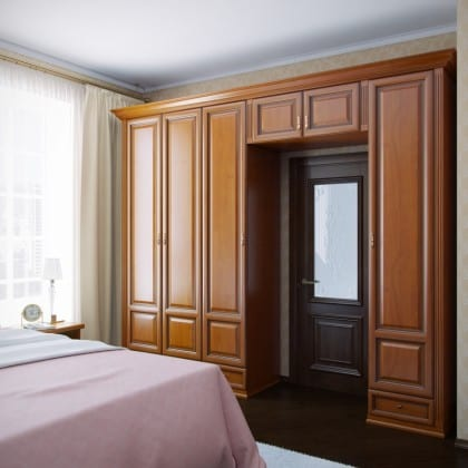 Шкаф платяной в спальню