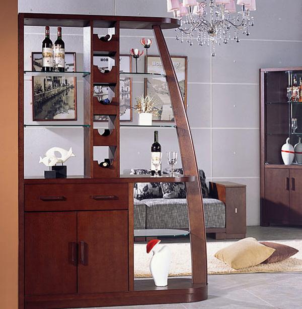 Открытые стеллажи перегородки для гостиной купить