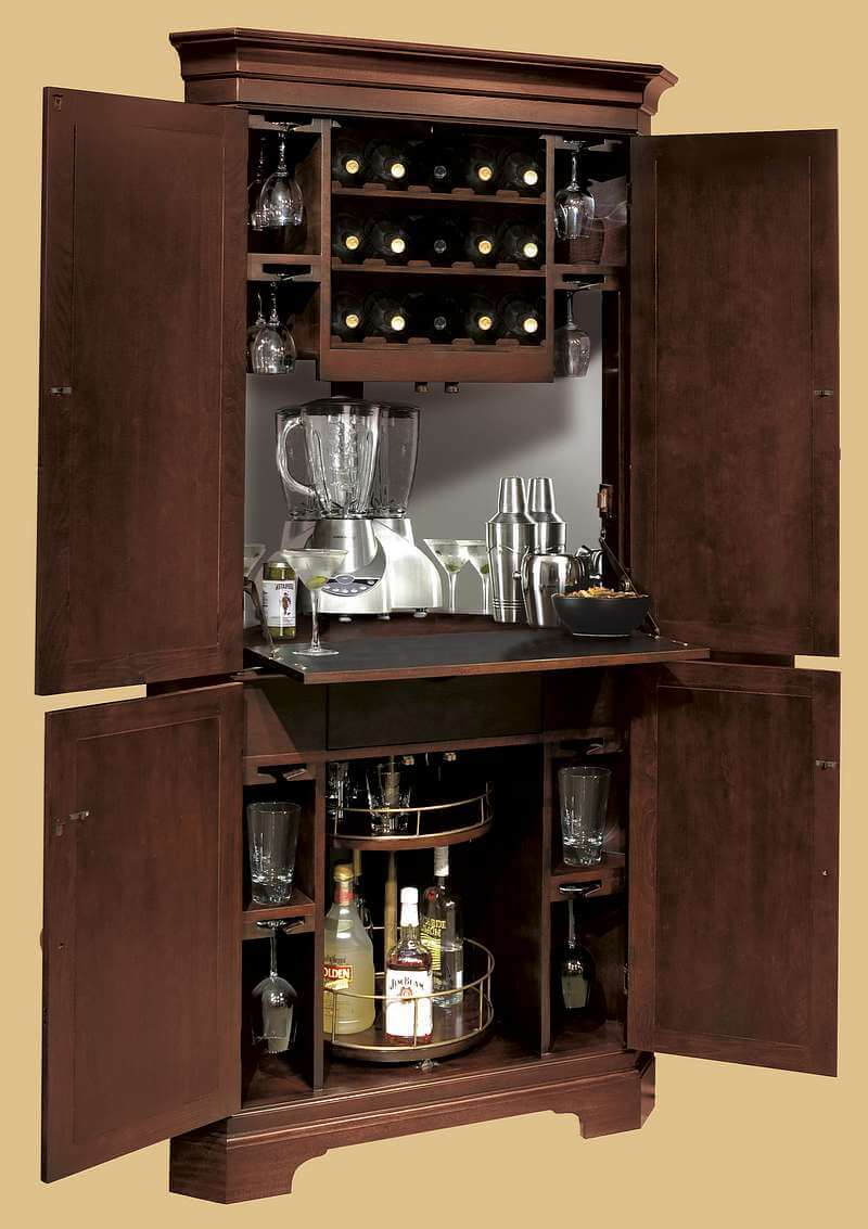 Шкаф бар