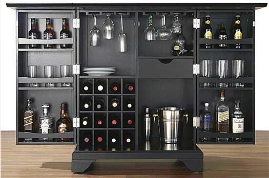 Винный шкаф-бар