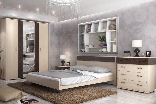 Прикроватный комод для спальни