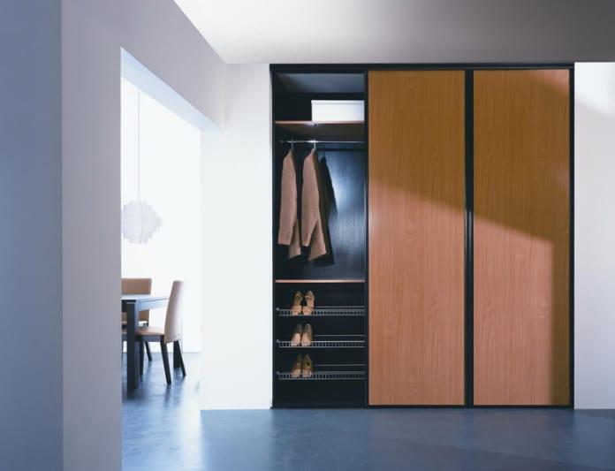 Встроенные шкафы для прихожей