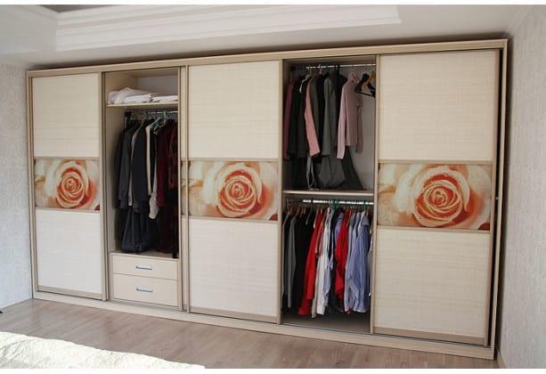 Дизайн: шкаф-купе