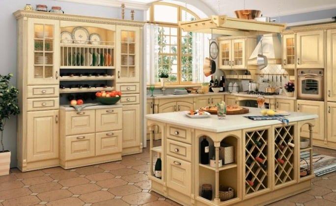 Шкафы-буфеты для кухни
