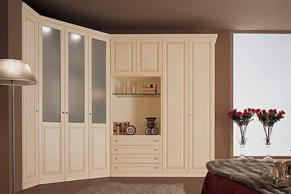 Шкаф-стенка в спальню