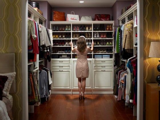 Комната гардеробная