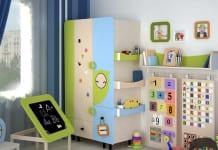 Детский шкаф для мальчика