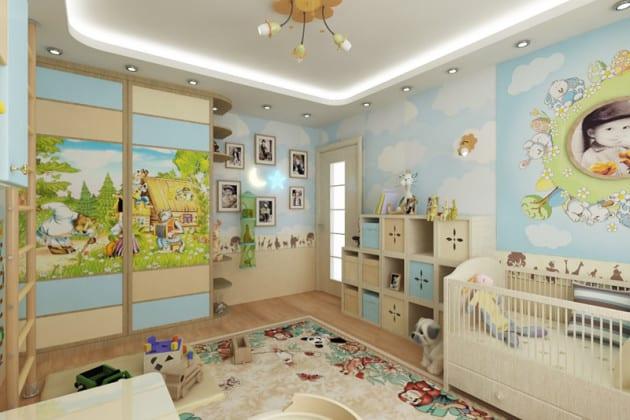 Детские шкафы для девочек
