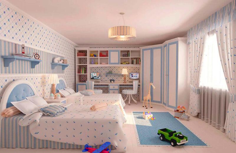 Шкафы  комнату для девочек