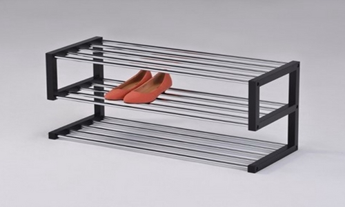 Обувница металлическая