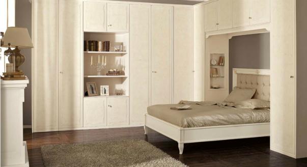 Шкафы угловые в спальню