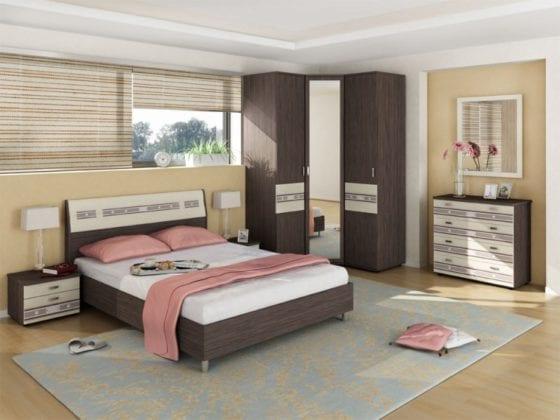 Шкафы угловые для спальни