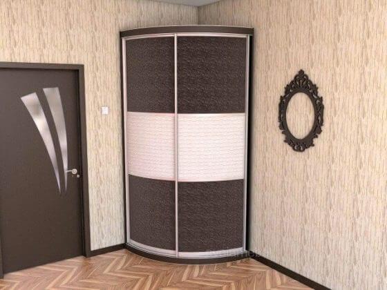 Шкаф односекционный для одежды