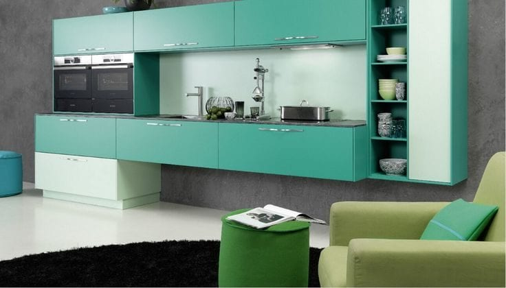 Посудный шкаф для кухни