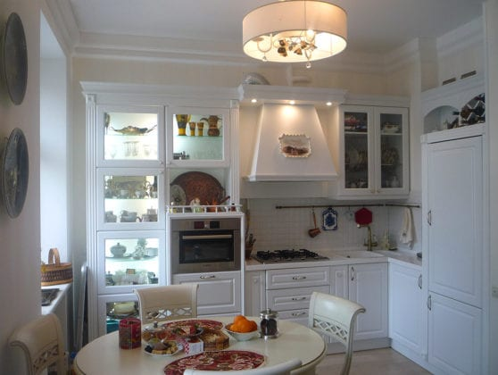 Шкаф на кухню для посуды