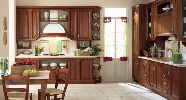 Шкафы для кухонь