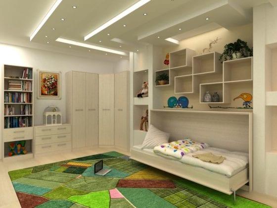 Шкаф-кровать детская трансформер