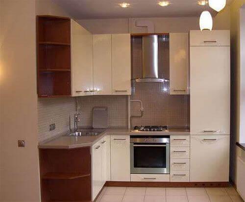 Шкаф узкий на кухню