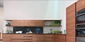 Шкаф угловой на кухню