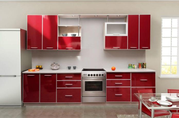 Кухонный напольный шкаф