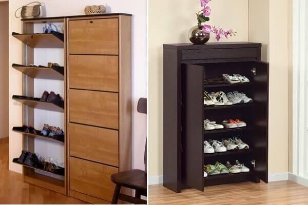 Шкафы для обуви