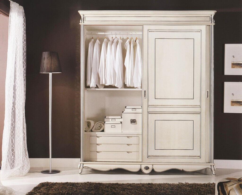 Как сделать шкаф прованс
