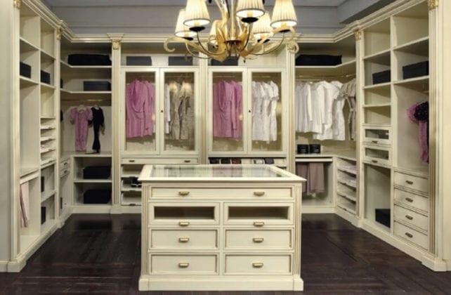 Как сделать гардеробную в комнате