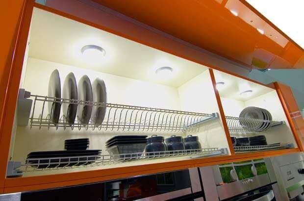 Сушилка посудная для навесного шкафа