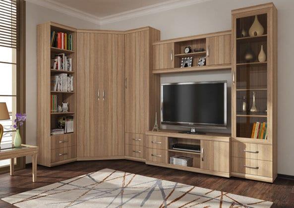 Мебель стенки для комнаты
